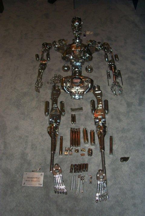 Terminator bausatz